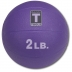 Медицинский мяч 2LB/0.9KG BODY-SOLID BSTMB2 PURPLE